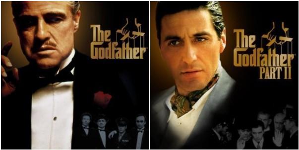 gfather1 vs gfather2