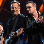U2 Bruce Springsteen