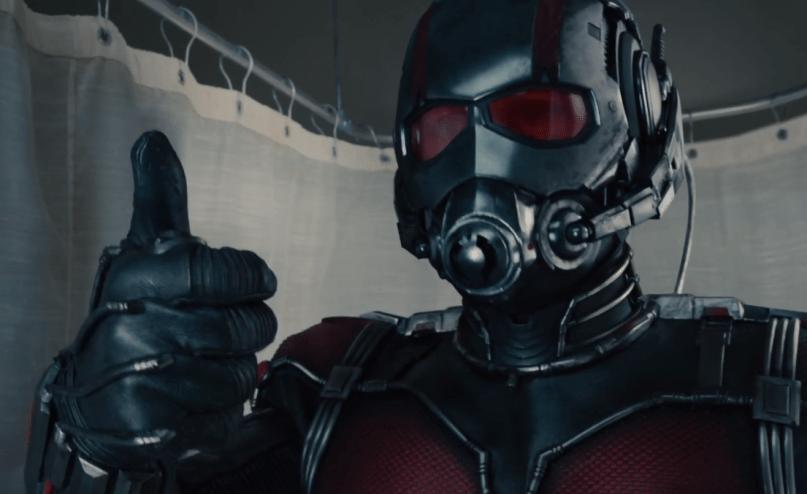 Ant-Man trailer