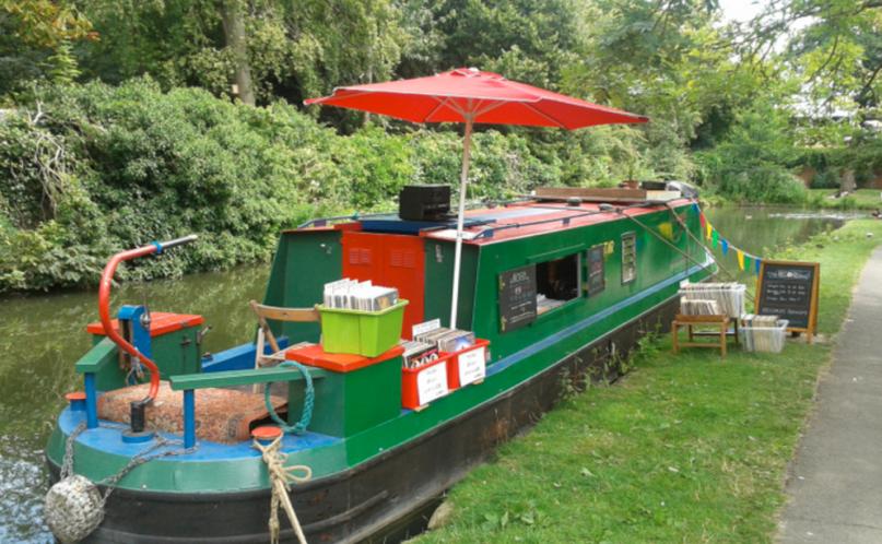 Vinyl boats