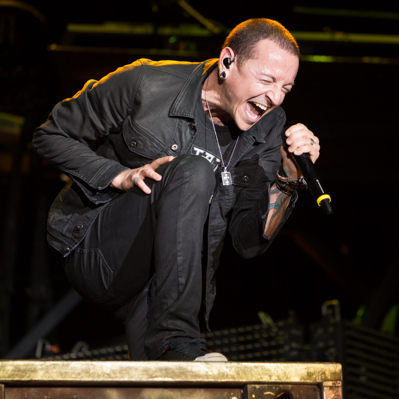 Linkin Park // Photo by Philip Cosores