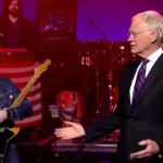Ryan Adams Letterman