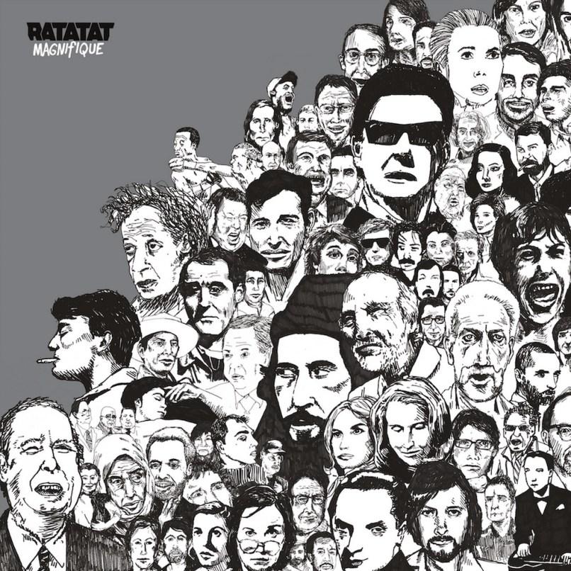ratatat magnifique stream listen Basscadet: Ratatat and July's Electronic Albums Reviewed