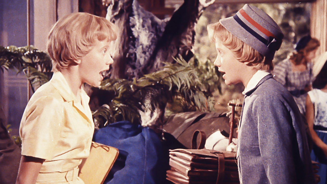 the parent trap Two Roles, One Star: A Brief History of Double Performances