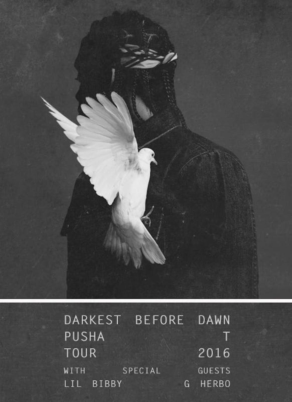 unnamed 7 Pusha T announces Darkest Before Dawn Tour