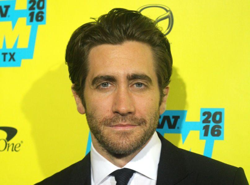 Jake Gyllenhaal, photo by Heather Kaplan
