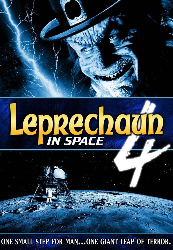 lep Dumpster Diving: Leprechaun 4: In Space