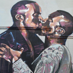 Kanye mural