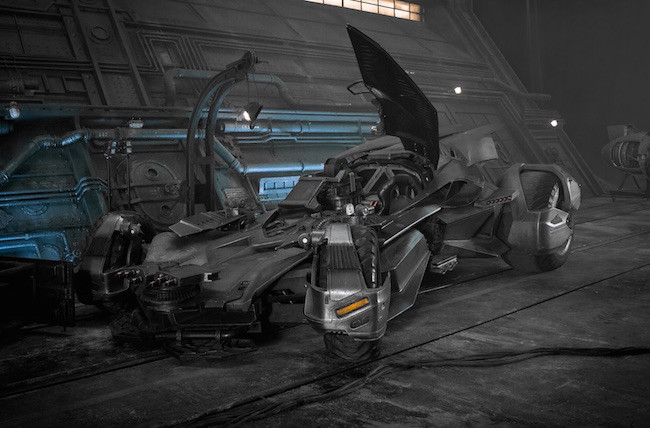 batmobile New details revealed for Justice League movie, including plot synopsis