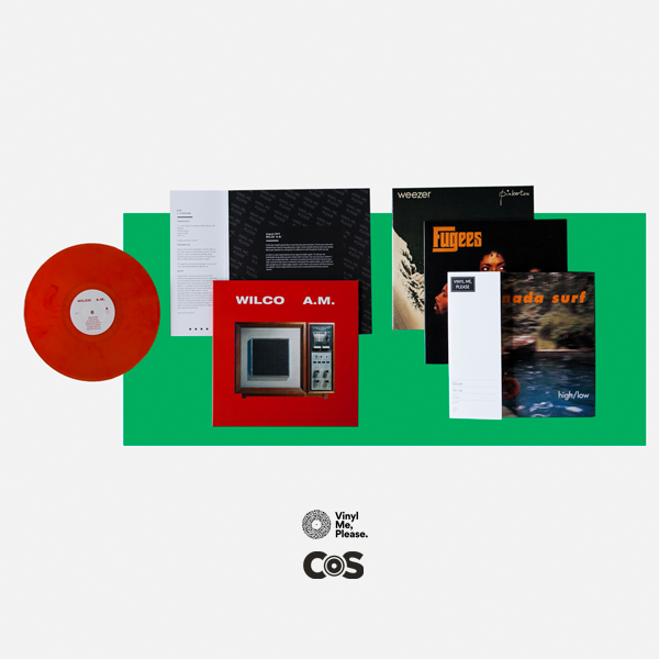 s600 90sbundle CoS and Vinyl Me, Please. Offer Exclusive Record Bundles for Black Friday!