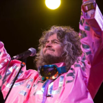 Flaming Lips, photo by Philip Cosores