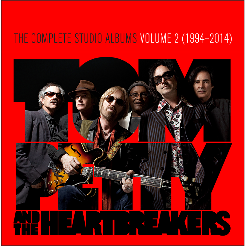 vol 2 800x8000 Win tickets to Tom Petty and the Heartbreakers 40th anniversary tour + their complete albums box sets