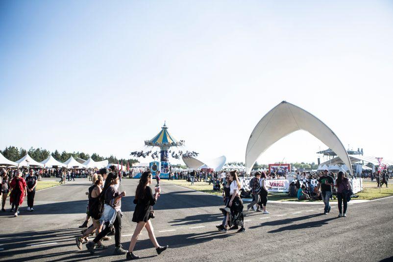 Ceremonia Festival // Photo by Philip Cosores