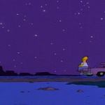 The Simpsons - Mother Simpson