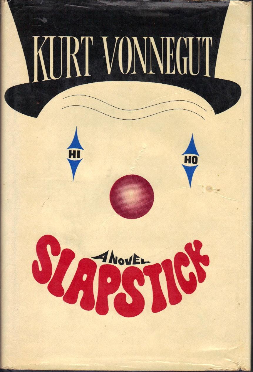 slapstick 1976 Every Kurt Vonnegut Novel Ranked in Order of Relevance