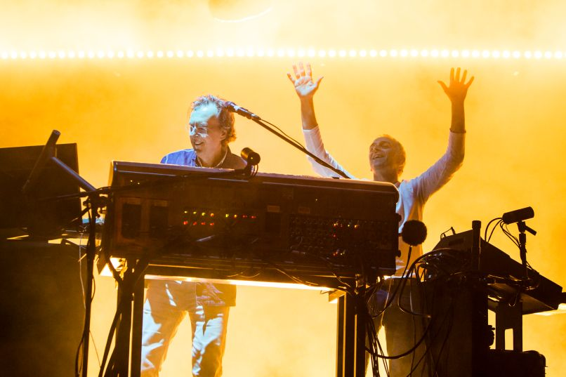 underworld 2 Ceremonia Festival 2017 Review and Photo Gallery