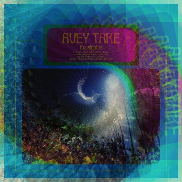 aveytare eucalyptus cover 620 Animal Collectives Avey Tare announces new album, Eucalyptus, featuring Angel Deradoorian