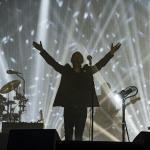 Radiohead, photo by Nathan Dainty