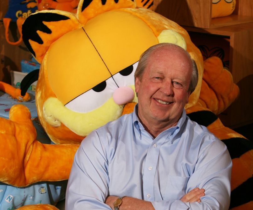jim davis Celebrating Jim Davis with Lasagna Cat: An Interview with Fatal Farm