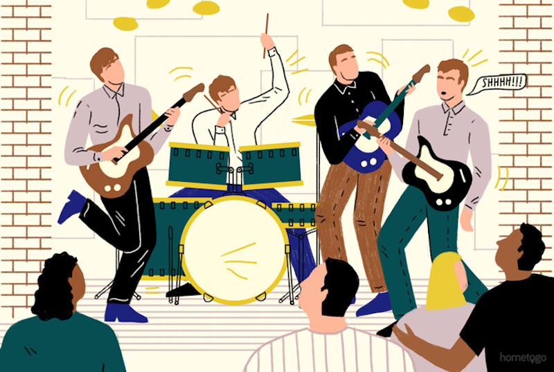 1 the beatles First ever concerts from The Beatles, The Smiths, Depeche Mode detailed in new infographic