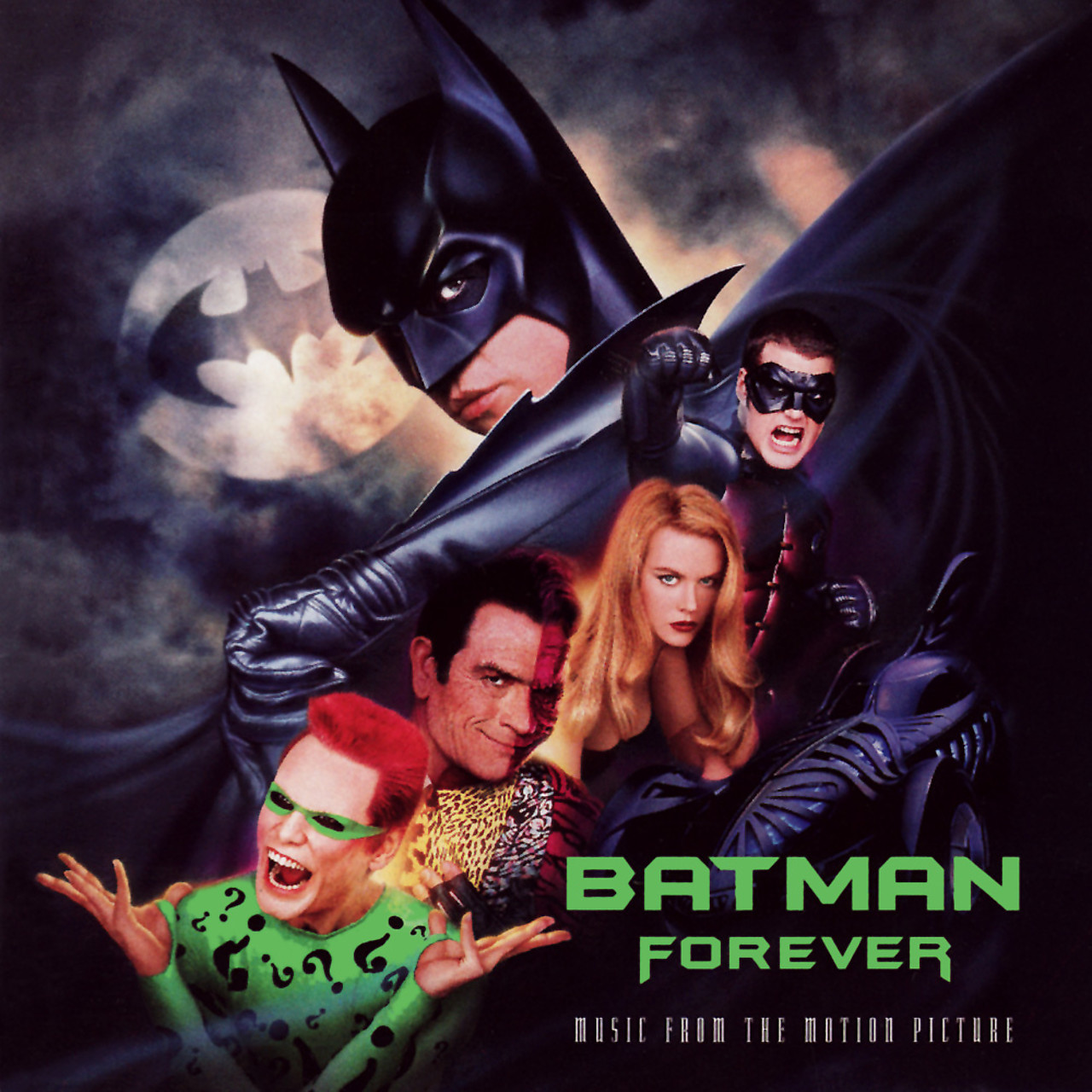 batman forever The 100 Greatest Movie Soundtracks of All Time