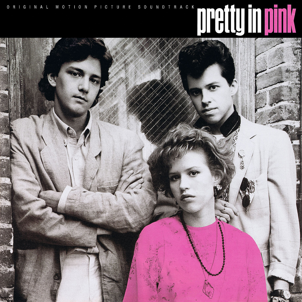 pretty in pink The 100 Greatest Movie Soundtracks of All Time