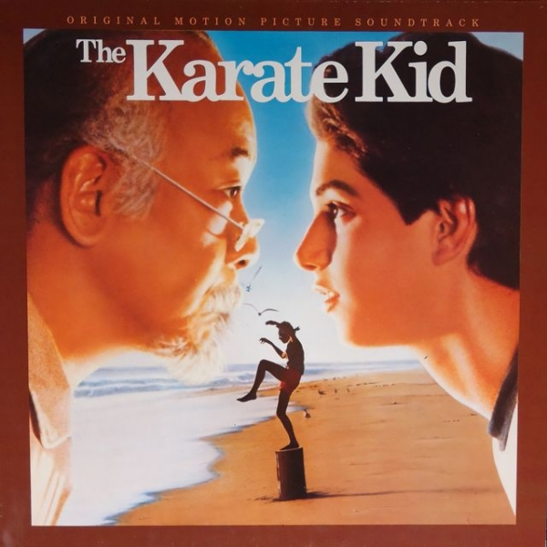 the karate kid The 100 Greatest Movie Soundtracks of All Time