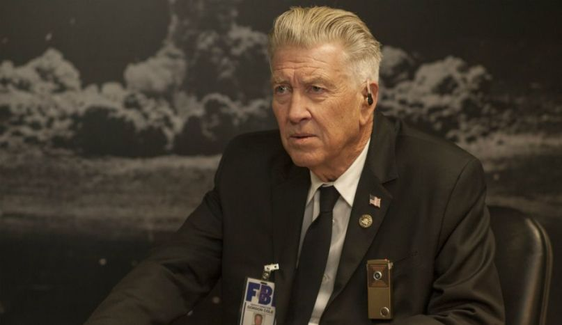 David Lynch, Showtime