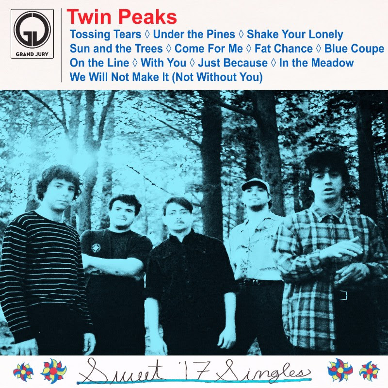 unnamed 86 Twin Peaks let loose new songs In the Meadow and We Will Not Make It (Not Without You): Stream