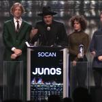 Arcade Fire at the 2018 Juno Awards