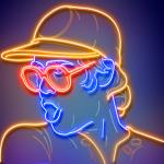 Artwork for Elton John's Revamp tribute album