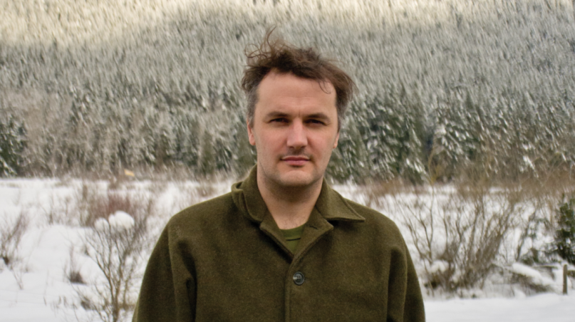 Mount Eerie, photo by Geneviève Elverum