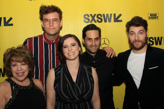 Cast of Most Likely to Murder, photo by Heather Kaplan
