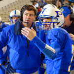 Kyle Chandler and Zach Gilford in Friday Night Lights