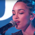 Jorja Smith on Jimmy Kimmel Live!