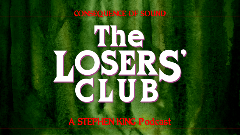 losers club horizontal Greetings from Castle Rock: A Stephen King Film Festival
