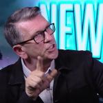 Mike Joyce on Sam Delaney's News Thing