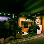 Tool in the studio recording their new album