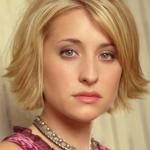 Allison Mack of Smallville