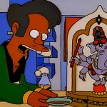 Apu of The Simpsons