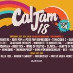 CalJam18 Lineup Poster Win Tickets