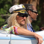 Matthew McConaughey Snoop Dogg The Beach Bum Weed