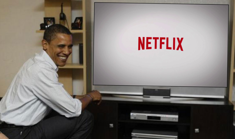 Barack Obama and Michelle Obama will create content for Netflix