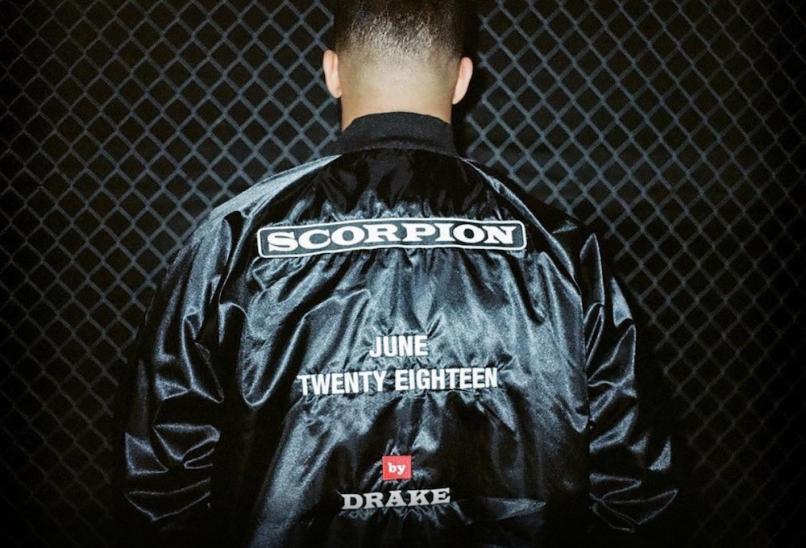 Watch Drake Scorpion album trailer