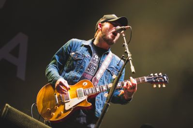 The Gaslight Anthem, photo by Ben Kaye