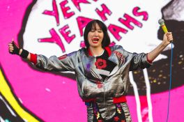 Yeah Yeah Yeahs, photo by Ben Kaye