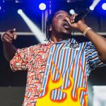 Pusha-T DAYTONA Tour Fire Shirt Rapper Mic Governors Ball