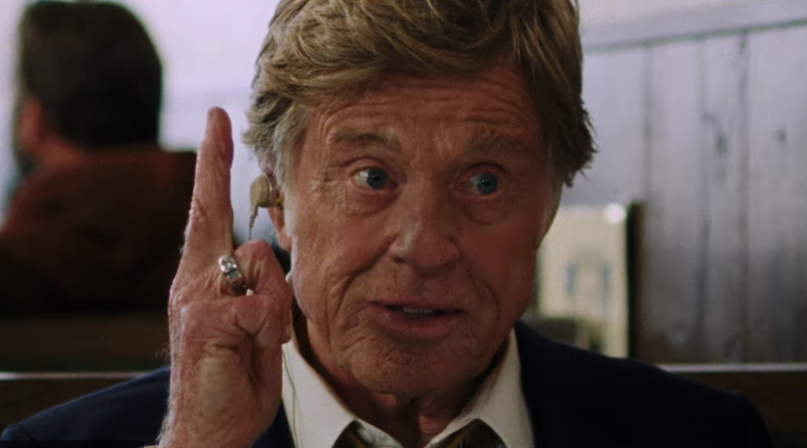 Robert Redford, The Old Man and the Gun