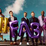 Queer Eye Netflix Fab 5 balloons