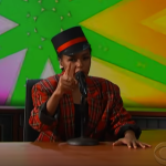 Janelle Monae on Colbert